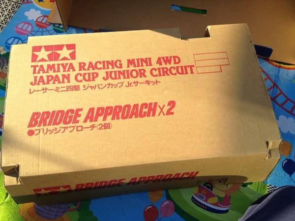TOYz BAR☆ミニ四駆・タミヤ・ジャパンカップジュニアサーキット、箱サイズとか