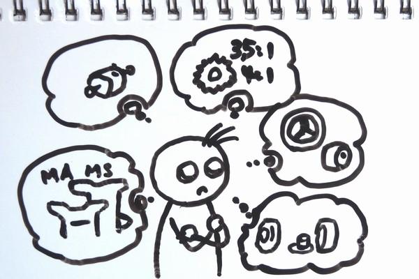 ミニ四駆をグレードアップパーツ無しで楽しむならMAシャーシとMSシャーシ、どちらがいいかな?