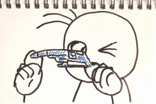 ミニ四駆シャーシのゆがみを確認する方法と、お湯で歪み修正を試してみたよ。チンチンじゃないとダメかな?