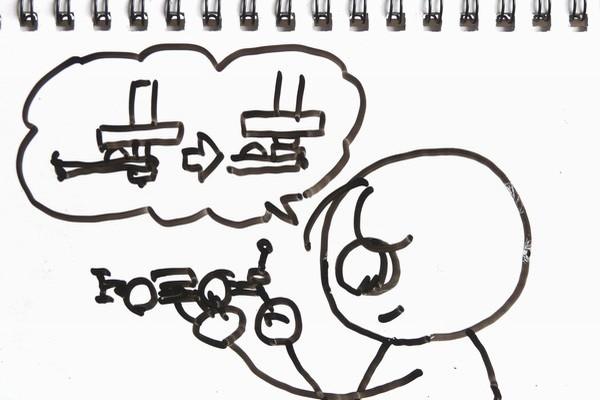 TOYz BAR☆ミニ四駆、2段アルミローラーと13mmオールアルミローラー