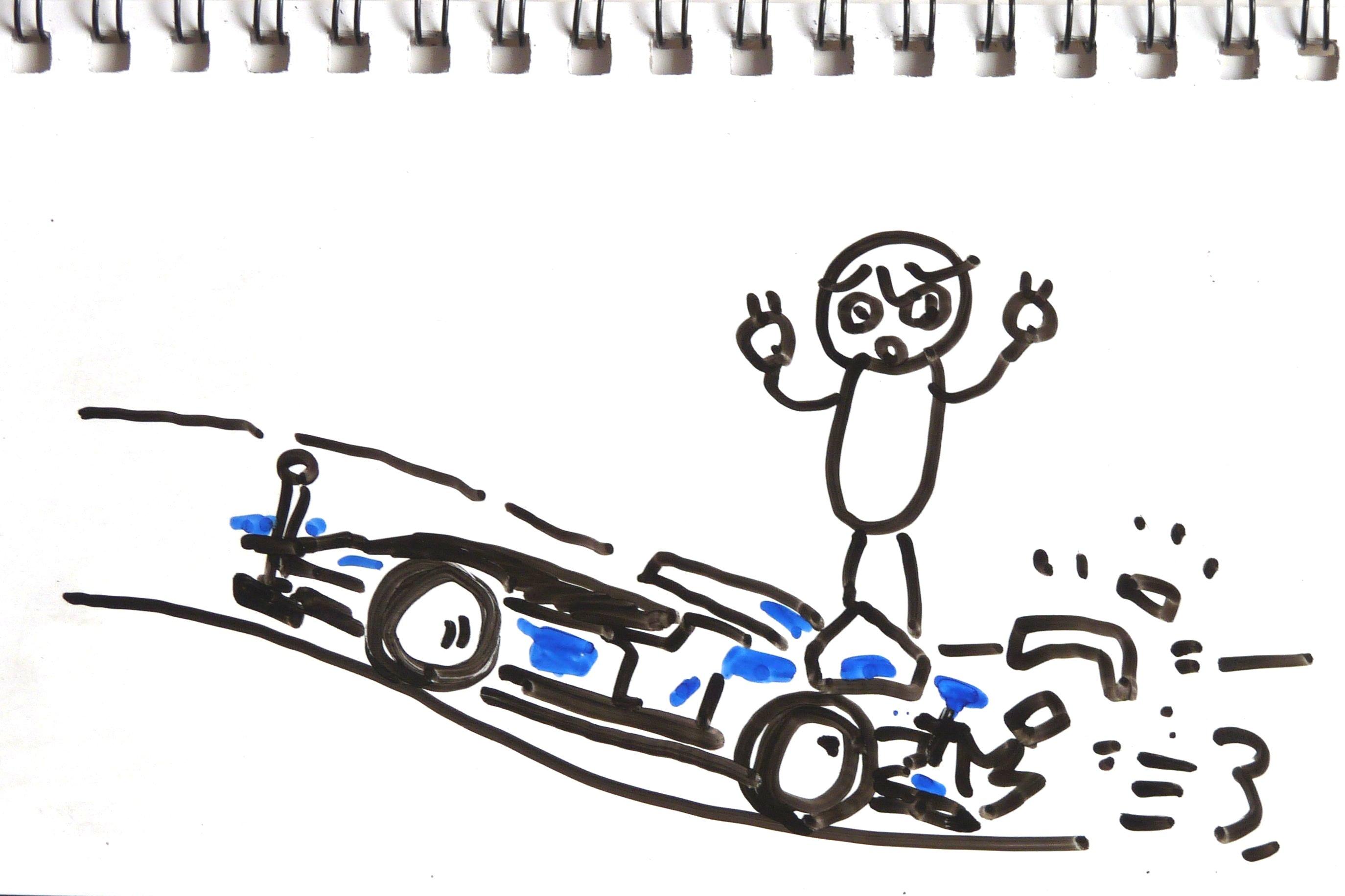 小学4年生が悩むミニ四駆、あれ、スポンジがすぐに取れちゃったよ!?ARシャーシ用リヤーブレーキセット15458と95214。