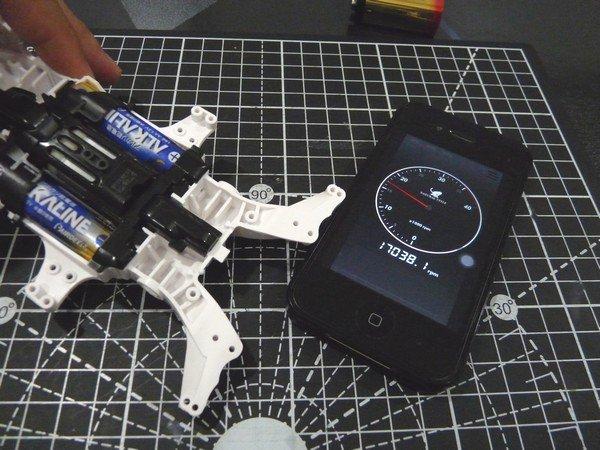 TOYz BAR☆ミニ四駆、100均グッズでお手軽モーター高電圧ブレークイン