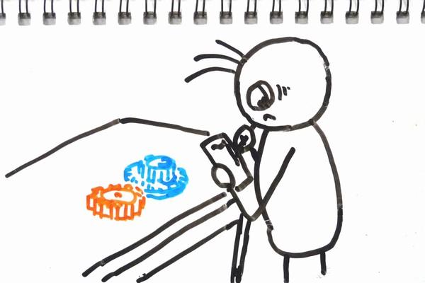 TOYz BAR☆ミニ四駆・ギヤ歯数を数えてギヤ比を計算する方法