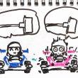 TOYz BAR☆ミニ四駆・ホイールがブレないようにシャフトにまっすぐ差し込む方法