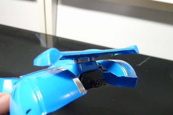 TOYz BAR☆ミニ四駆・バックブレーダーのリヤウイング高さ調整