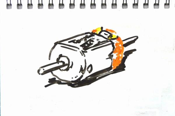 トルクチューン2モーターPRO、高電圧ブレークインで無負荷回転数20,995rpm、最高速度は27km/h。