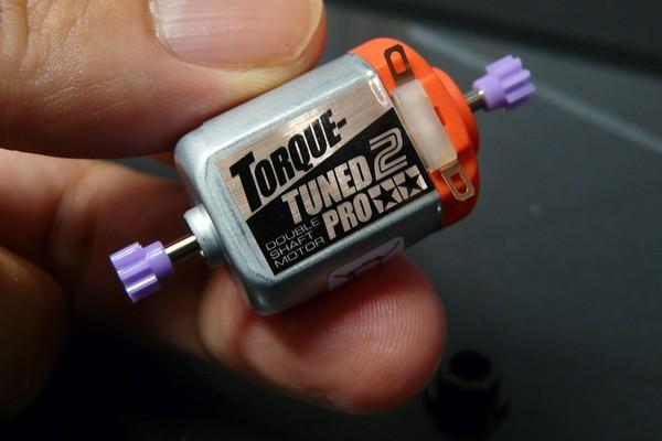TOYz BAR☆ミニ四駆・トルクチューンモーターを9V高電圧ブレークイン