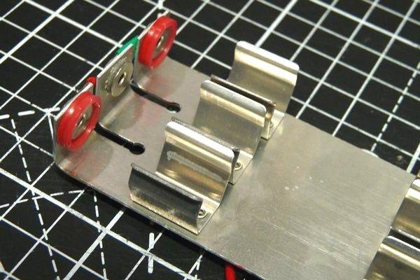 TOYz BAR☆ミニ四駆・タイムアタックで中古になった電池を有効活用