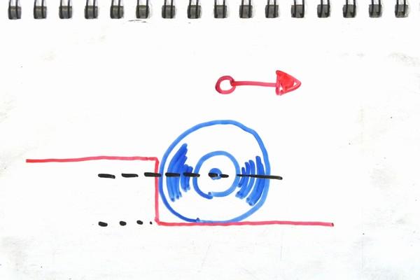 TOYz BAR☆ミニ四駆・ローラーサイズによるコース段差越え考察