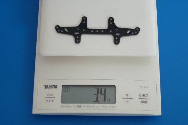 TOYz BAR☆ミニ四駆・15430 FRPマルチワイドリヤステー