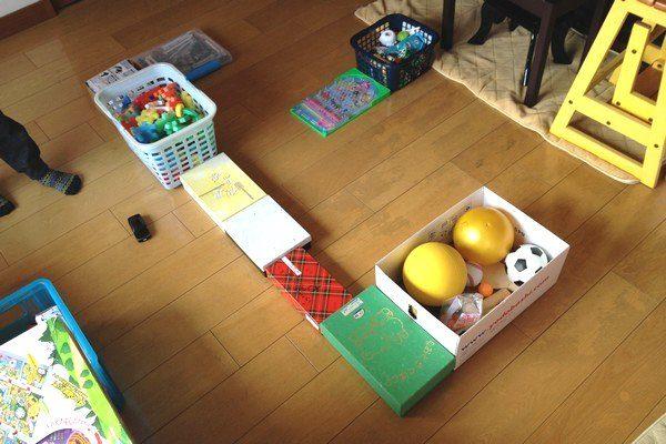 TOYz BAR☆ドリフト パッケージ ナノ 我が家の遊び方