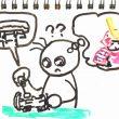 TOYz BAR☆ロングノーズセッティングミニ四駆仮組み中。