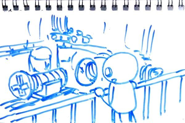 TOYz BAR☆ミニ四駆・センタードリルで皿ビス用皿穴を手加工する方法。