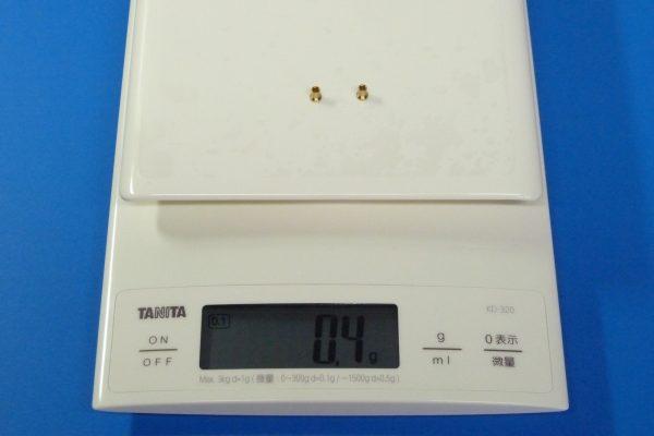 TOYz BAR☆ミニ四駆GUP 15243 スーパーXシャーシ・FRPリヤーローラーステー・ローラー受け 重量