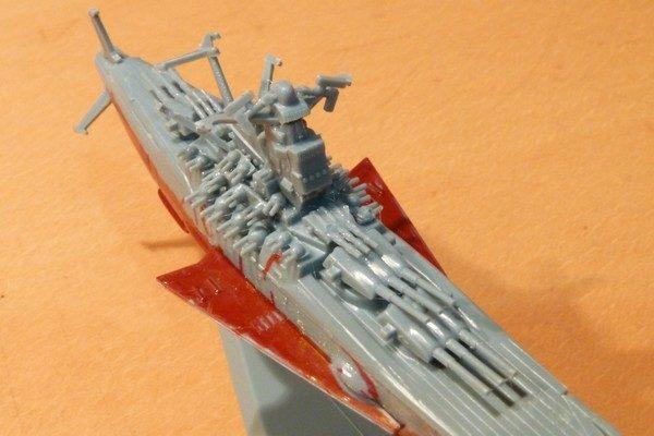 TOYz BAR☆バンダイ メカコレクション宇宙戦艦ヤマトシリーズ No.1 宇宙戦艦ヤマト・小学1年生、完成。