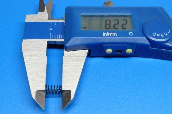 TOYz BAR☆ミニ四駆GUP 10305 AO-1034 ミニ四駆スライドダンパースプリングセット。スプリング(強・黒)。長さ。