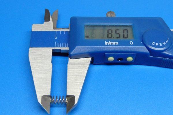 TOYz BAR☆ミニ四駆GUP 10305 AO-1034 ミニ四駆スライドダンパースプリングセット。スプリング(強・銀)。長さ。