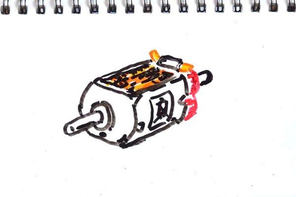 ハイパーダッシュモーターPROをのんびり1.5Vでブレークイン。3.0Vで24,306rpm→25,840rpm。