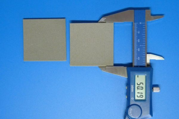 TOYz BAR☆ミニ四駆GUP 15441 ブレーキスポンジセット。灰色ブレーキスポンジ。サイズ測定。