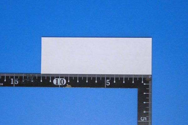 TOYz BAR☆ミニ四駆GUP 15441 ブレーキスポンジセット。黒色ブレーキスポンジ。両面テープ、サイズ測定。