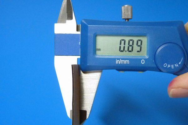 TOYz BAR☆ミニ四駆GUP 15441 ブレーキスポンジセット。黒色ブレーキスポンジ。両面テープ、厚み測定。