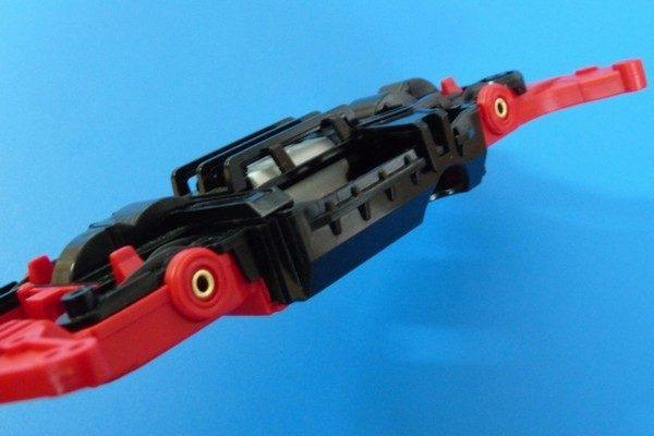 TOYz BAR☆ミニ四駆 15411 N-04・T-04強化ユニットと520ハトメ軸受け。