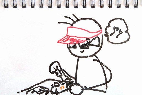 TOYz BAR☆ミニ四駆、FRPステーの皿ビス用ザグリ穴加工やMSシャーシ用強化ギヤカバーに換装。