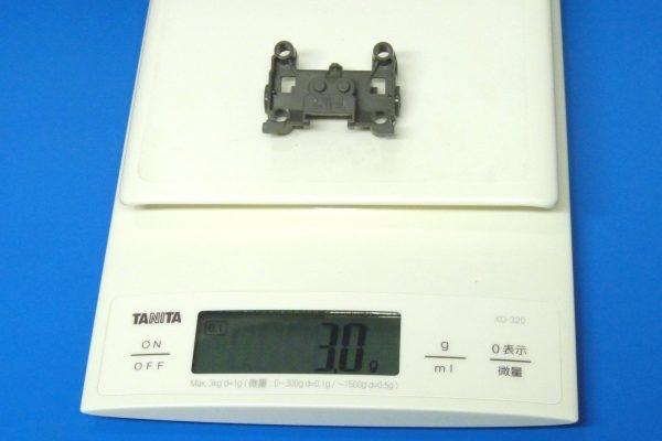 TOYz BAR☆ミニ四駆GUP 15382 T-03ユニットの重さ測定。