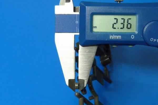 TOYz BAR☆ミニ四駆GUP 15382 5mmプラベアリング 厚み測定。