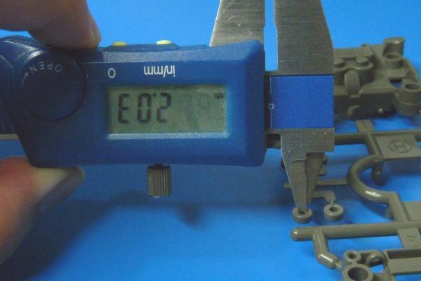 TOYz BAR☆ミニ四駆GUP 15382 5mmプラベアリング 内径測定。