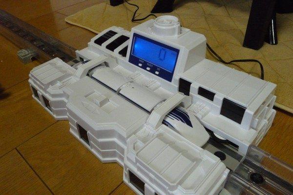 TOYz BAR☆タカラトミー リニアライナーL0。コントロールステーション。
