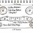 TOYz BAR☆FRPステー(プレート)とローラーの組み合わせによる車幅。