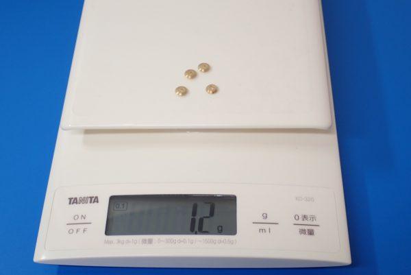 TOYz BAR☆ミニ四駆GUP 15345 ローラー用11mmボールベアリングセット。スペーサー(真ちゅう製ブッシュ)、重さ測定。