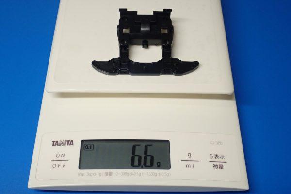TOYz BAR☆ミニ四駆GUP 15367 N-02・T-01強化ユニット。T-01強化ユニット重量測定。