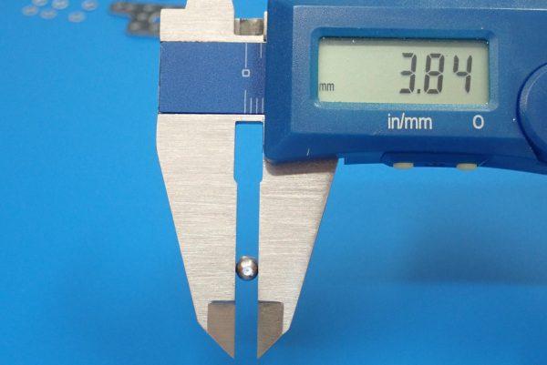 TOYz BAR☆ミニ四駆GUP 15478 ボールリンクマスダンパー。ピローボール、寸法測定。