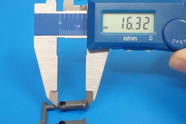 TOYz BAR☆ミニ四駆GUP 15478 ボールリンクマスダンパー。アジャスター。寸法測定。