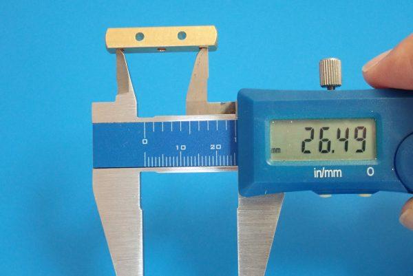 TOYz BAR☆ミニ四駆GUP 15478 ボールリンクマスダンパー。マスダンパー用おもり。穴位置測定。