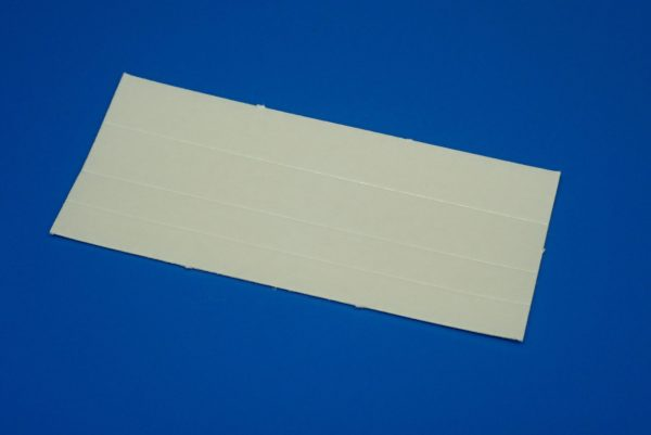 TOYz BAR☆ミニ四駆GUP 15507 HG 低反発スポンジタイヤ(大径ナローホイール用)。両面テープ。