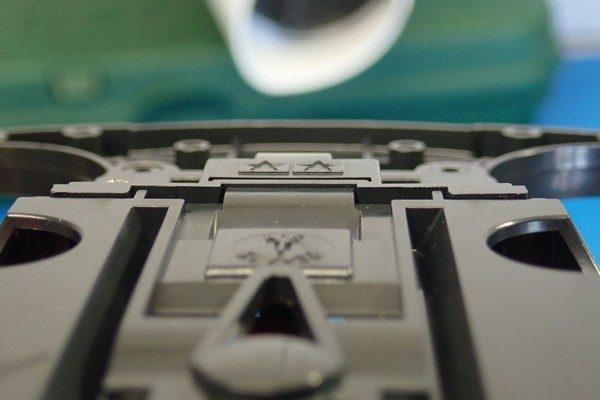 TOYz BAR☆温泉療法後のMSシャーシをマッサージ?ドライヤーで局所的にシャーシのゆがみ修正対応。