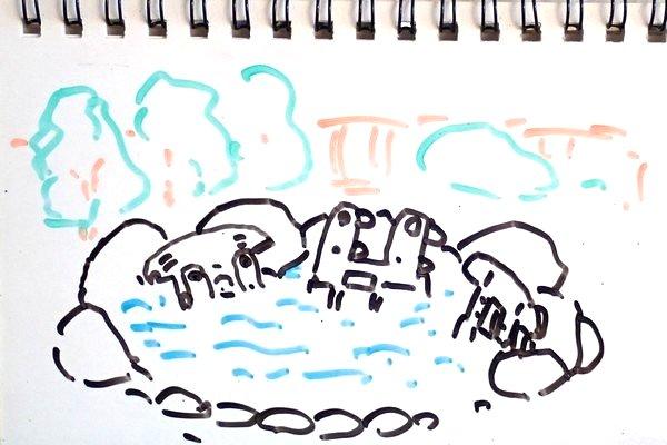 熱湯でなぜミニ四駆シャーシのゆがみが修正されるか理由を妄想的考察。残留応力説が有力かな?