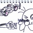TOYz BAR☆無加工でミニ四駆のスラスト角調整。