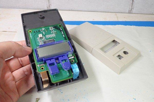 TOYz BAR☆壊れたタミヤ ミニ四駆ラップタイマー 15184を分解。電池液漏れで腐食。